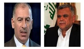 العامري يبحث مع النجيفي الوضع السياسي والامني في العراق