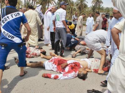 العراق بلد الموت !! … بقلم شاكر الجبوري