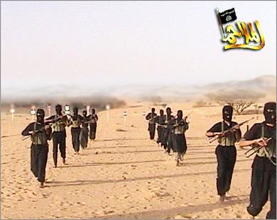 """مزاعم بقيام القاعدة  بشن معركة بأسم """"معركة بغداد"""" باسلحة غير تقليدية قد تكون محرمة"""