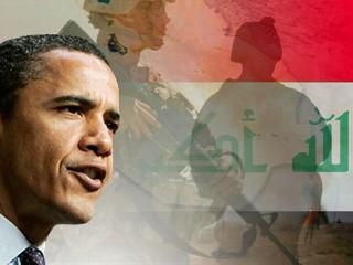 ( الرئيس اوباما ) والهروب من العراق ..! بقلم خالد القره غولي