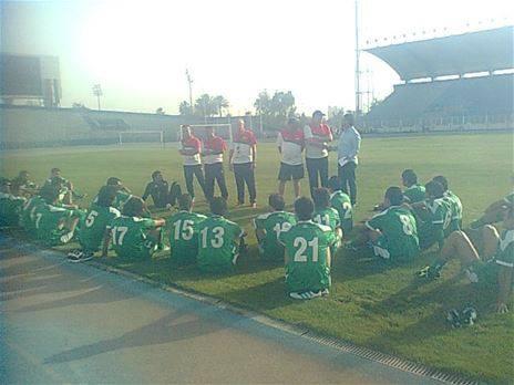بتروفيتش سيصل بغداد لاستئناف تدريبات المنتخب الوطني