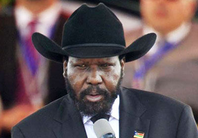 رئيس جنوب السودان يقيل الحكومة ونائب الرئيس