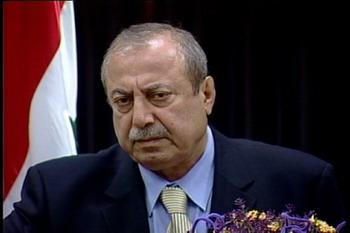شاويس يرأس وفد العراق المشارك في مؤتمر التجارة والاستثمار