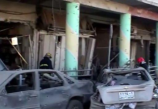 انفجار مفخخة في مدينة كركوك