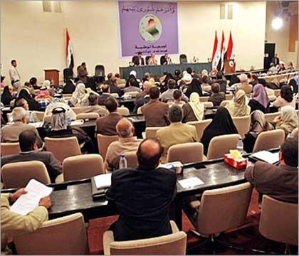 الامن والدفاع النيابية  تعلن ان لجنة التحقيق في قضية هروب سجناء ابو غريب منعت من دخوله
