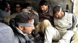 اعتقال ثلاثة من السجناء الهاربين في المدائن جنوبي بغداد