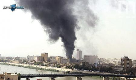 الحريق الكبير في العراق من يطفئه؟ بقلم د ماجد السامرائي