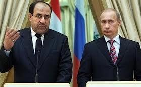 النزاهة النيابية :المالكي مصر على عقد صفقة سلاح جديدة مع روسيا رغم شبهات فساد الصفقة الاولى !