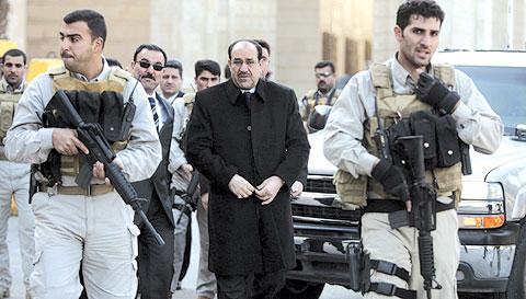 الامن النيابية :المالكي لايحترم أراء اللجنة