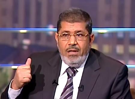الرئيس المصري يرفض بيان القوات المسلحة