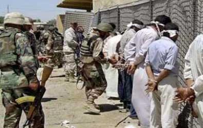 اعتقال 13 شخصا في قضاء بيجي