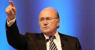 وزارة الشباب والرياضة تدعو جوزيف بلاتر لزيارة العراق