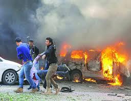 كربلاء.. إستشهاد وإصابة أكثر من 15 شخصاً بإنفجار سيارة مفخخة