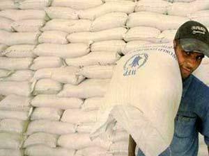 وصول كميات كبيرة من السكر إلى ميناء أم قصر في البصرة