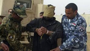 قوة حكومية خاصة تعتقل أحد شيوخ العشائر في الفلوجة