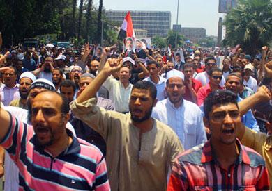 قوات الامن المصرية تقول انها أحكمت السيطرة على اعتصام النهضة