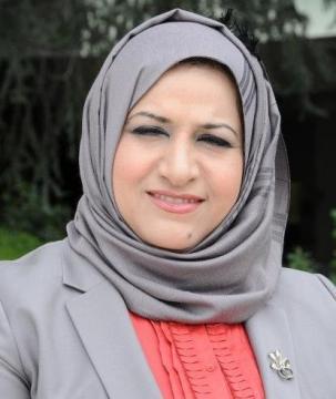 الجميلي تطالب بمساعدة اللاجئين العراقيين في الأردن