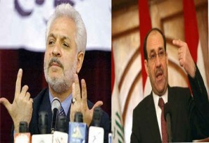 """تأجيل المؤتمر السنوي لحزب """"الدعوة"""" الحاكم بسبب الخلاف الحاد بين المالكي والاديب"""