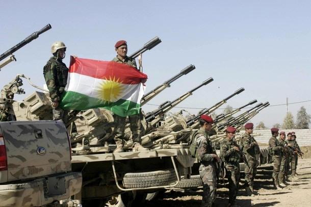 البيشمركة لحماية بغداد والجيش الاتحادي للمداهمات والاعتقالات !