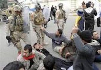 اعتقال 11 مطلوبا وفق المادة 4 ارهاب في الموصل
