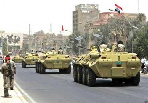 """وفق """"دستور """"المالكي ..قواته تعتقل المتظاهرين وتستخدم العنف ضدهم !"""