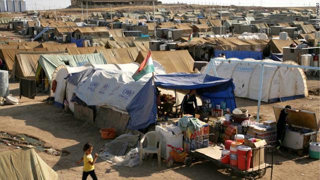 15 مليون يورو قيمة مساعدات المانيا للاجئين السوريين في كردستان