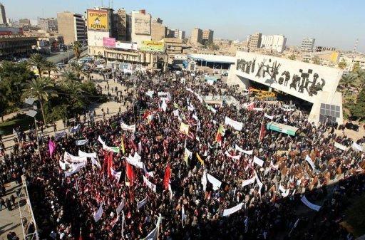 هيومن رايتس:الاجهزة الامنية العراقية لاتحترم مواطنيها