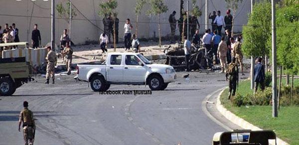 وفاة أحد جرحى العمليات الإرهابية في أربيل