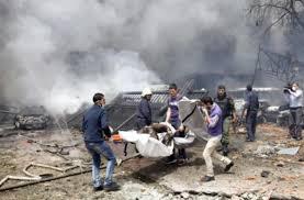 تفجير ارهابي بعبوة ناسفة في الكرادة وسط بغداد