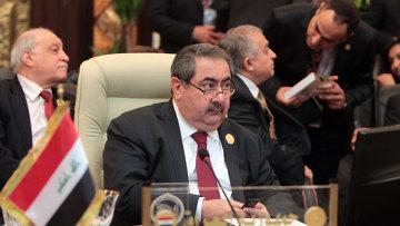 زيباري يؤكد لنظيره المصري دعم العراق لخارطة الطريق المصرية