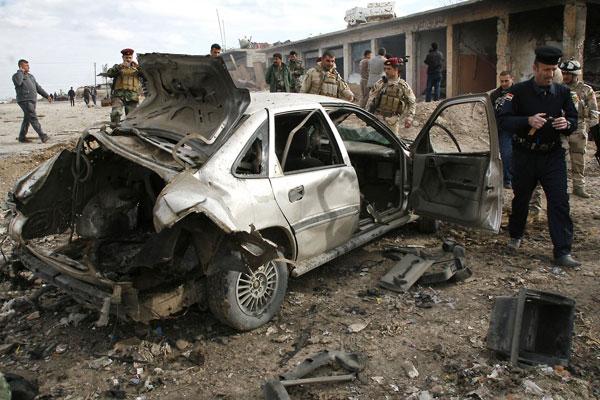 انفجار رابع في بغداد بسيارة مفخخة يستهدف مدينة الصدر