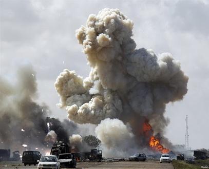 استشهاد واصابة العشرات اثر 13 تفجيراً ارهابياً في بغداد