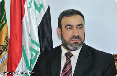 نائب عن العراقية يطالب مجلس النواب بالاسراع لاقرار قانون الانتخابات البرلمانية