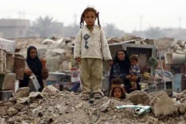 في بلد الخيرات 7 ملايين عراقي تحت خط الفقر
