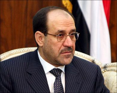 المالكي برى ان لقاء الرئاسات الثلاث عبر عن موقف موحد برفض الضربة العسكرية لسوريا ودعم القوى الامنية العراقية
