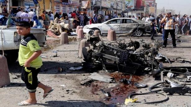 شهيدان و{12} جريحا كحصيلة أولية لتفجير مفخخة في حي النصر بكركوك