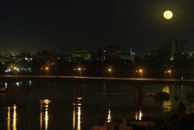 بغداد بعد الساعة 12 ليلا