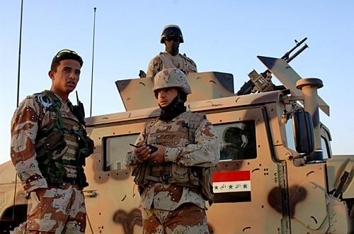 30 الف عنصر من الجيش والشرطة لضبط الامن في ديالى خلال العيد