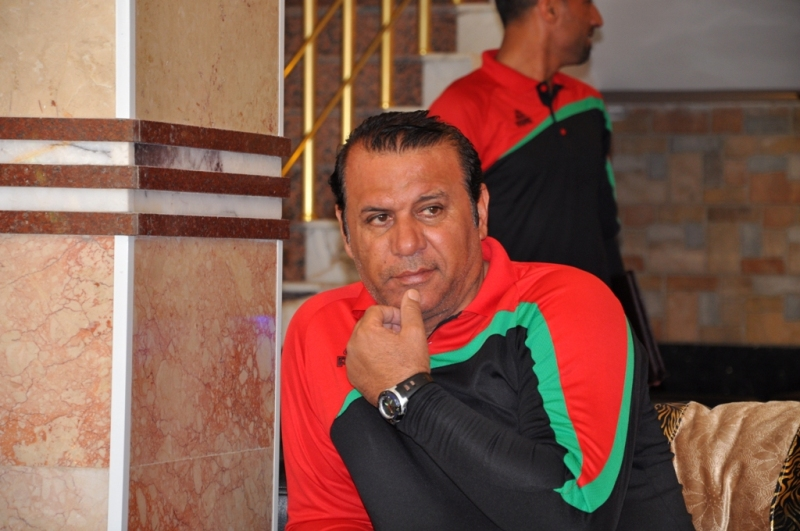 كريم صدام : تشخيص الاخطاء ومعالجتها من عوامل تعويض المنتخب الوطني في المباريات المقبلة