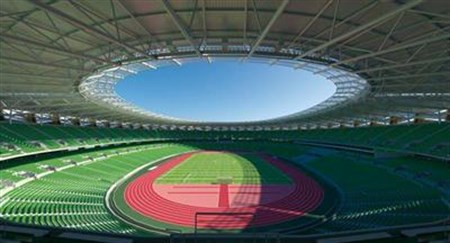 لجنة التنظيم : تُعلن نجاح حفل افتتاح المدينة الرياضية