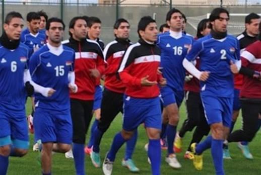 المنتخب الوطني يصل الاردن استعداداً للمنتخب السوري