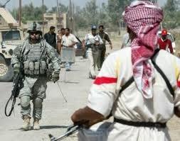 في هجوم مسلح..اصابة احد عناصر الصحوة وزوجته ومقتل طفلهما في قضاء الشرقاط