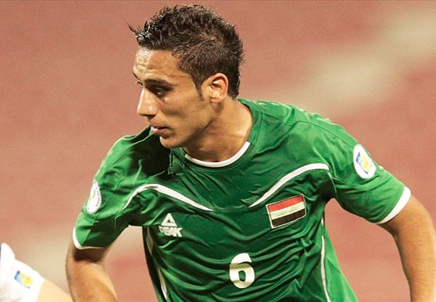 علي عدنان سيكون متواجداً مع المنتخب الوطني أمام المنتخب السعودي