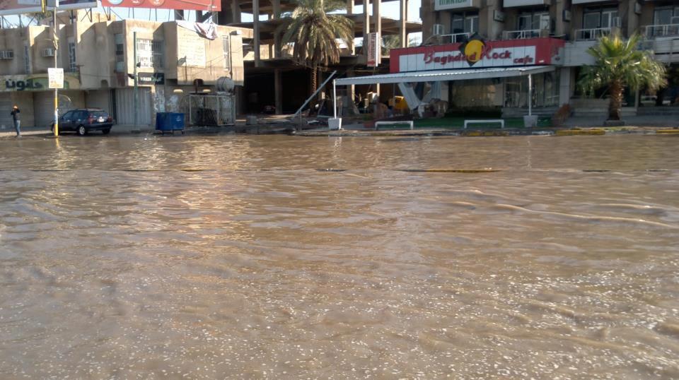 الزلزال العراقي القادم … بقلم هادي جلو مرعي