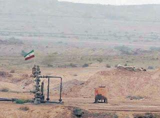 إيران تسرق النفط العراقي  على عينك يا تاجر