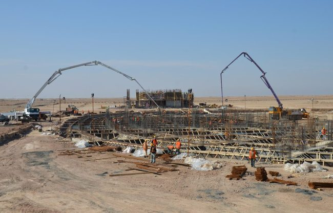 محافظة الانبار تطالب بموازنة مضاعفة لعام 2014