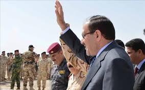 المالكي يوجه بتعويض الانبار وفتح المعبر الحدودي وإصلاح الطريق الدولي