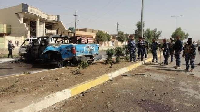مقتل شرطي واصابة اخر جراء هجوم مسلح في كركوك