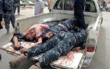 مقتل وإصابة 14 جنديا وشرطيا في انفجارين بمدينة تكريت