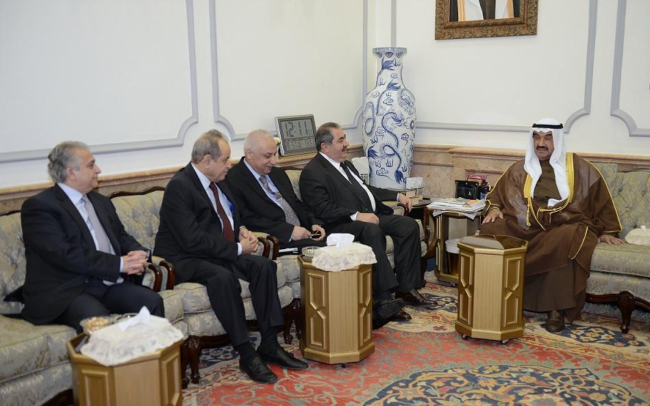 العراق والكويت يوقعان اتفاقيتين معنيتين بتشجيع وحماية الاستثمارات بين البلدين والتعاون السياحي